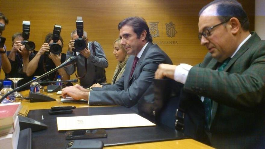 """Moreno se muestra convencido de poder liquidar la sociedad pública de forma """"eficaz"""""""