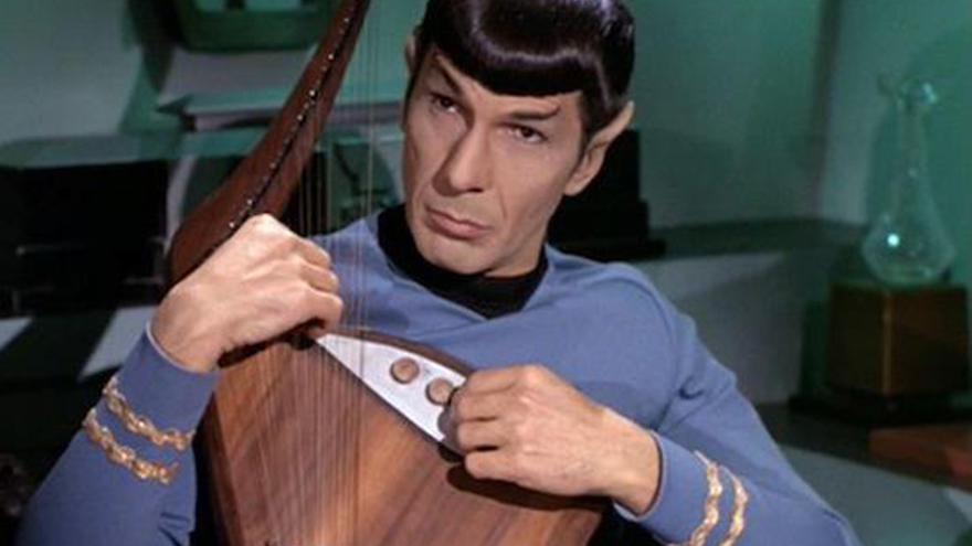El arpa de Spock
