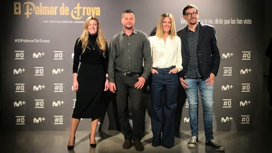 """Movistar + rompe moldes con la serie documental """"El Palmar de Troya"""""""
