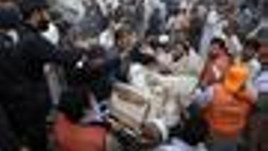 Atentado con coche bomba en Pakistán