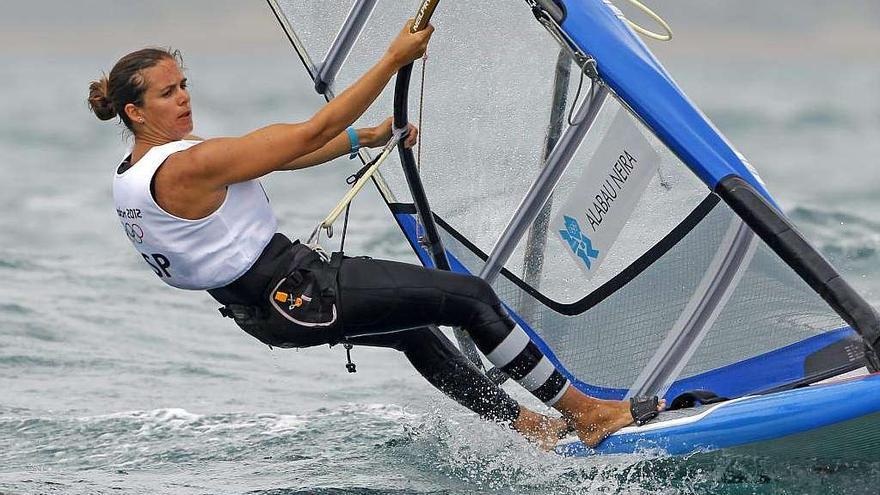 Windsurfing: Marina Alabau, subcampeona en las Azores