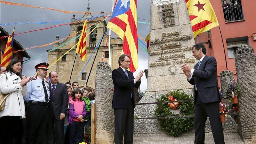 Mas advierte que la ley Wert provocará una nueva desconexión emocional con España