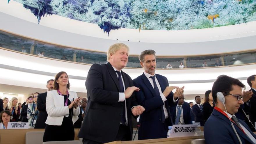 Reino Unido pide que Israel deje de ser tema aparte en el Consejo de Derechos Humanos de la ONU