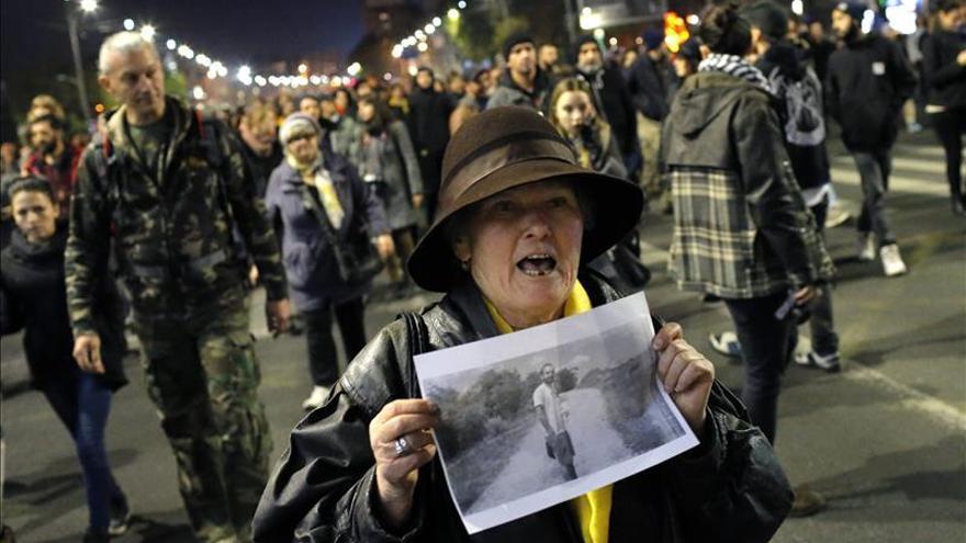 Mueren otras seis personas por el incendio en un club nocturno de Bucarest