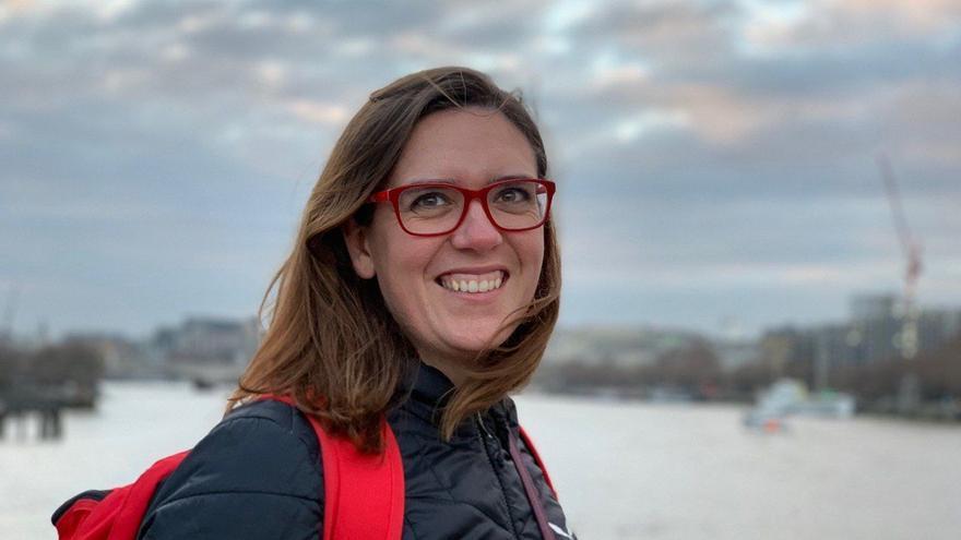 Maria Berruezo, una de las cofundadoras de LactApp