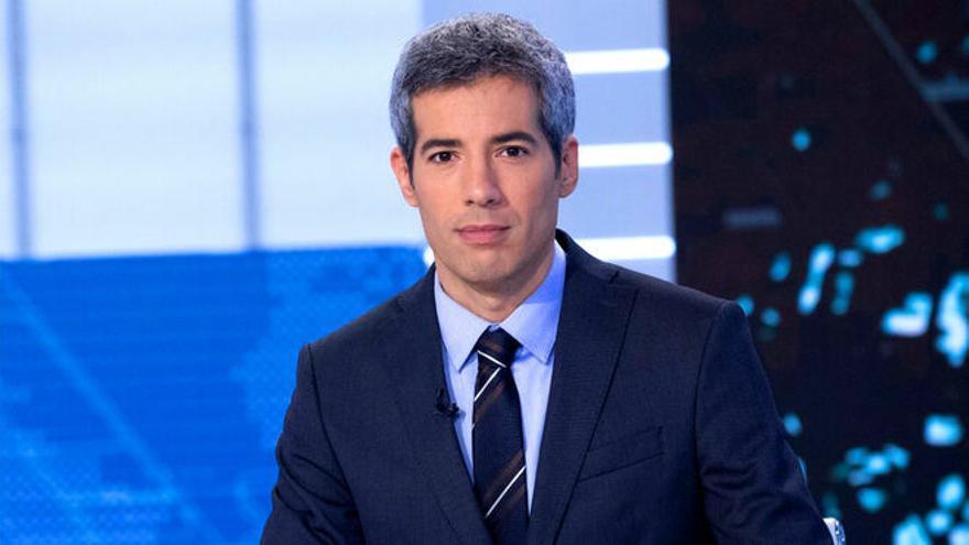 Oriol Nolis volverá al 'Telediario Fin de Semana' tras la salida de Lluís Guilera