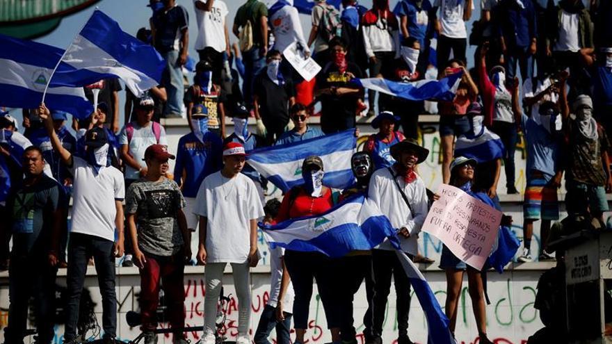 El Gobierno de Nicaragua actualiza en 198 el número de muertos en la crisis