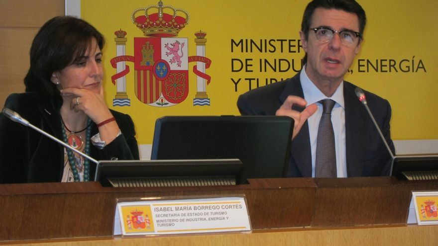 """Soria activará el """"mecanismo de penalización"""" previsto cuando Repsol comunique el abandono de la prospección. Europa Press"""