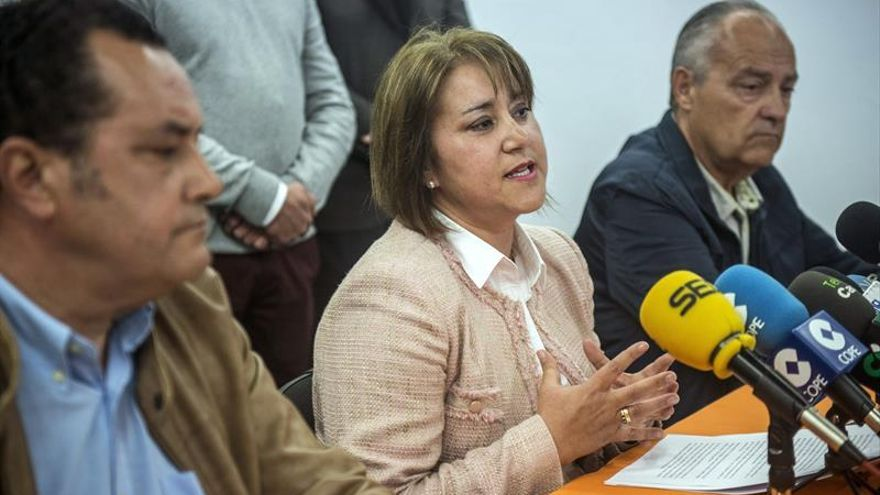 El TSJC inhabilita a la alcaldesa Yaiza por la bodega Stratvs pero absuelve al dueño