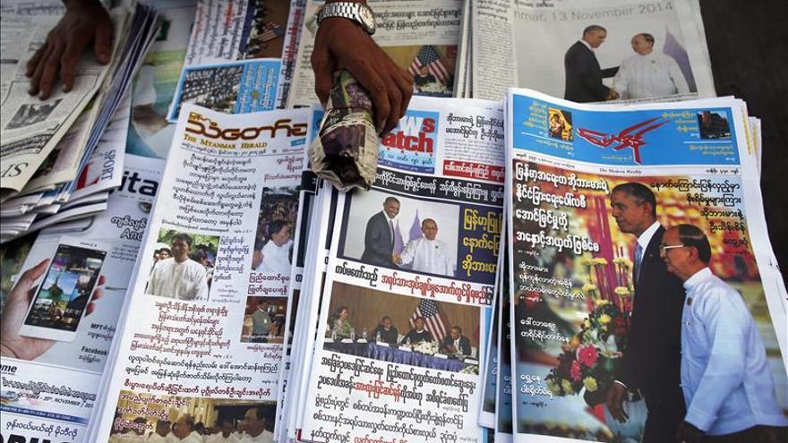 Obama espera de Birmania elecciones libres y reformas constitucionales