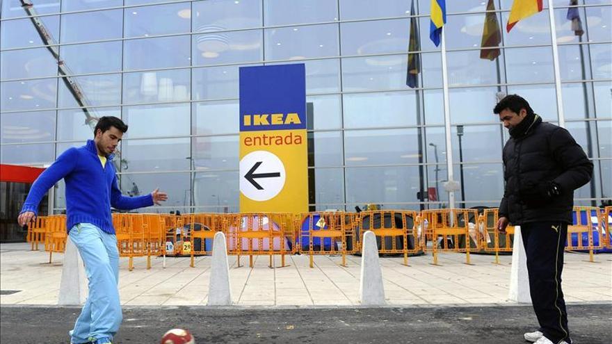 Las ventas de Ikea en España caen el 2,5 por ciento pero mantiene apuesta por el país