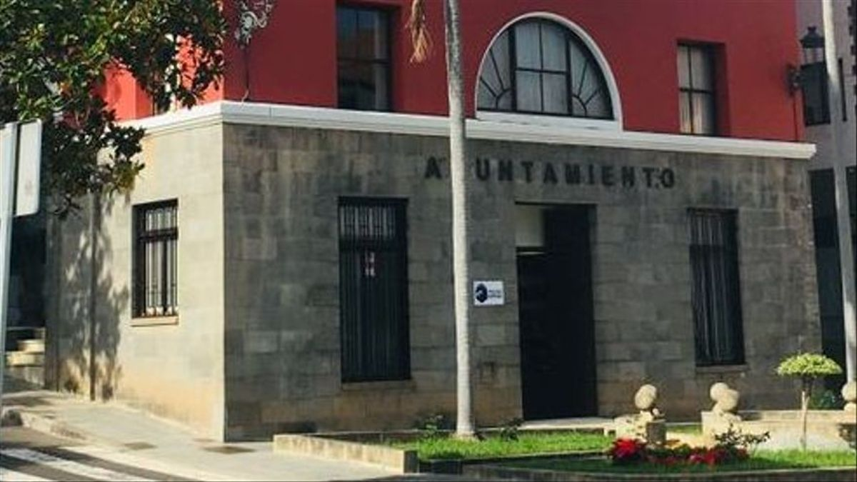 Ayuntamiento de San Andrés y Sauces.