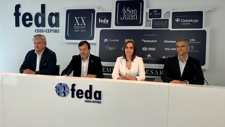 Presentación de los premios FOTO: FEDA
