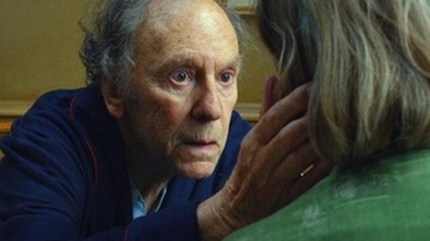 Haneke y su 'Amour' abordan la muerte en Cannes