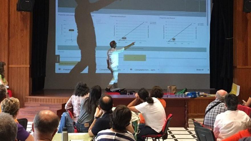Los Grupos de Acción de La Palma Renovable dan a conocer su trabajo en transición energética