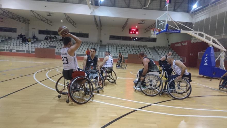 Basket en silla de ruedas: Excesivo castigo