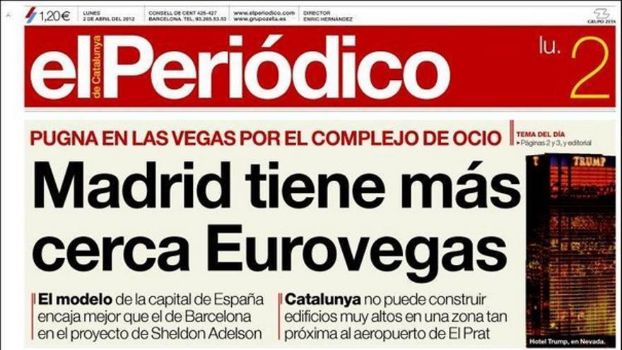 De las portadas del día (02/04/2012) #9