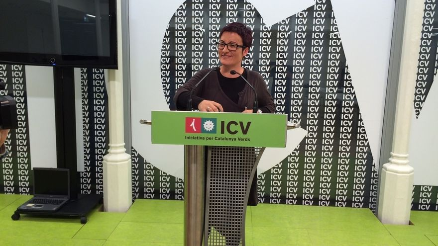 Joan Herrera no se presentará a la reelección como coordinador nacional de ICV