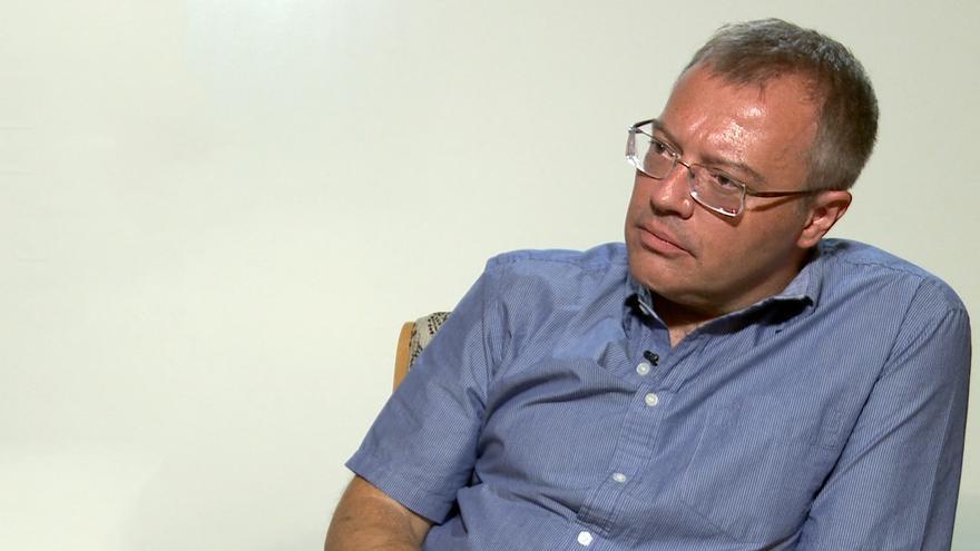Entrevista a Daniel Monzón en la promoción de 'El Niño'
