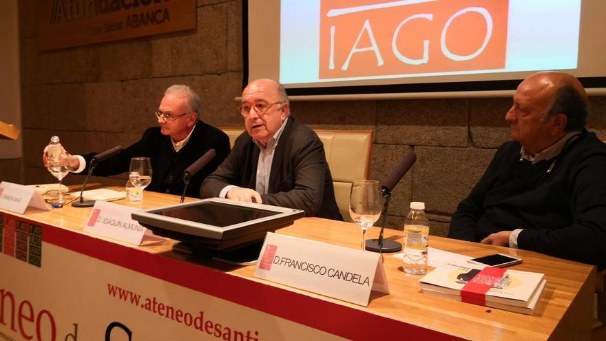 """Joaquín Almunia advierte de que la """"excesiva polarización"""" política en España impide plantear """"reformas profundas"""""""