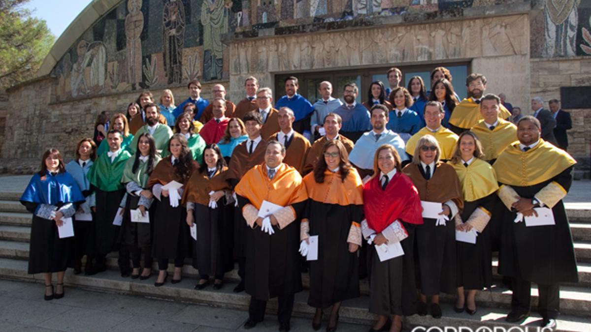 Imagen de archivo del inicio del curso académico en un año anterior   MADERO CUBERO
