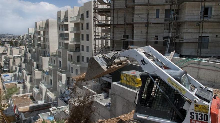 Israel sigue adelante con la ampliación de un asentamiento en Jerusalén Este