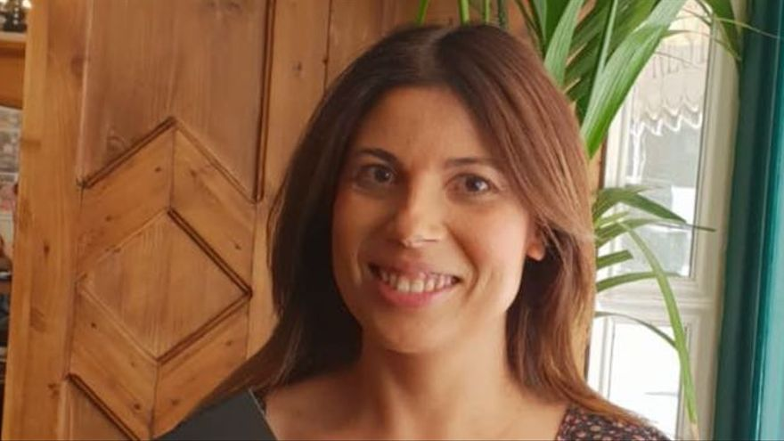 Francisca González, periodistas de TVE en Canarias