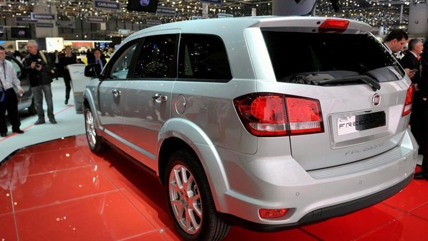 Fiat Chrysler retira 1,3 millones de vehículos para revisión por problemas