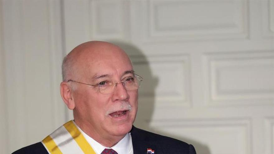 Loizaga reivindica su papel en la construcción de la democracia en Paraguay