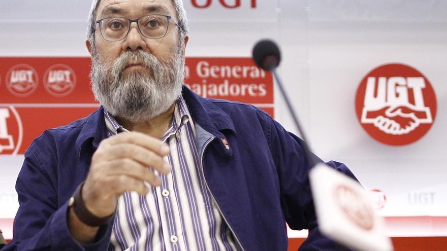 Cándido Méndez ofrecerá este viernes en Toledo una conferencia sobre trabajadores excluidos en el ámbito laboral