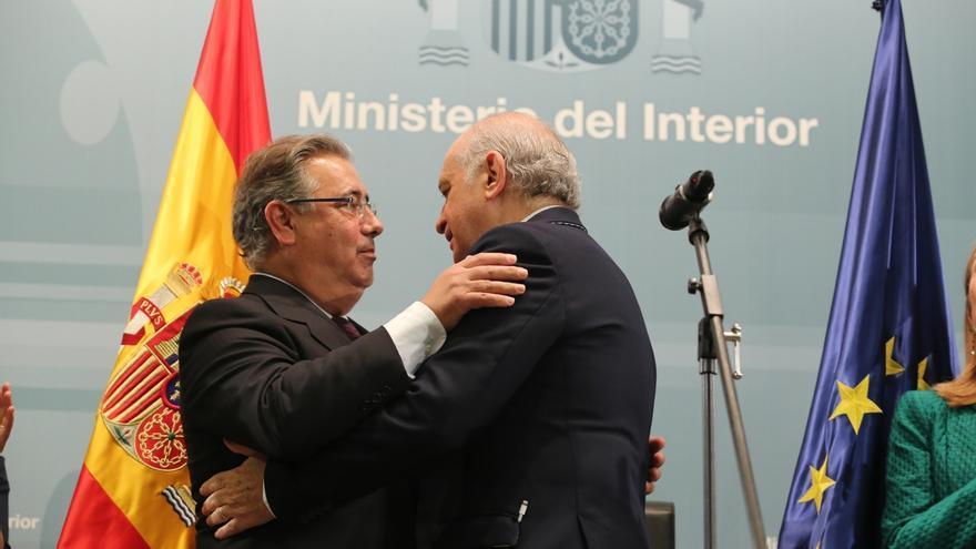 Zoido respeta pero no comparte las conclusiones de la comisión de Fernández Díaz y recuerda el archivo de denuncias