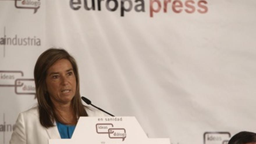 Ana Mato. (EUROPA PRESS)