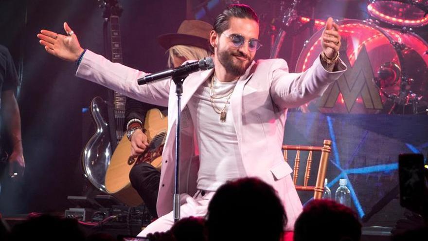 Maluma es la atracción principal de un nuevo festival de música latina en EE.UU.