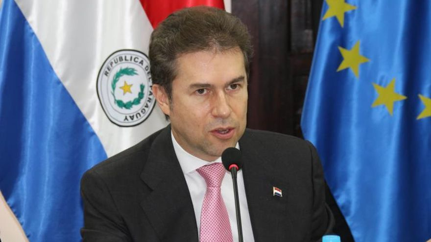 Paraguay dice que se mantienen las conversaciones entre el Mercosur y la UE