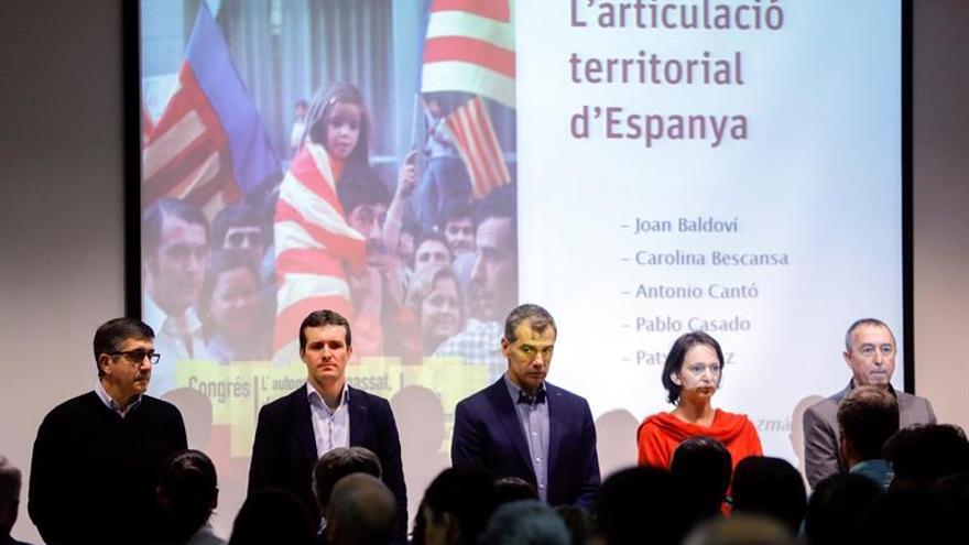 """Baldoví: las decisiones del Supremo sobre Cataluña son """"más garantistas"""""""