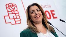 Susana Díaz descarta dar un paso atrás: rechaza irse al Senado y confía en repetir como candidata