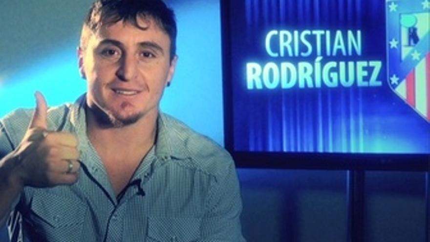 Christian 'Cebolla' Rodríguez Atlético De Madrid