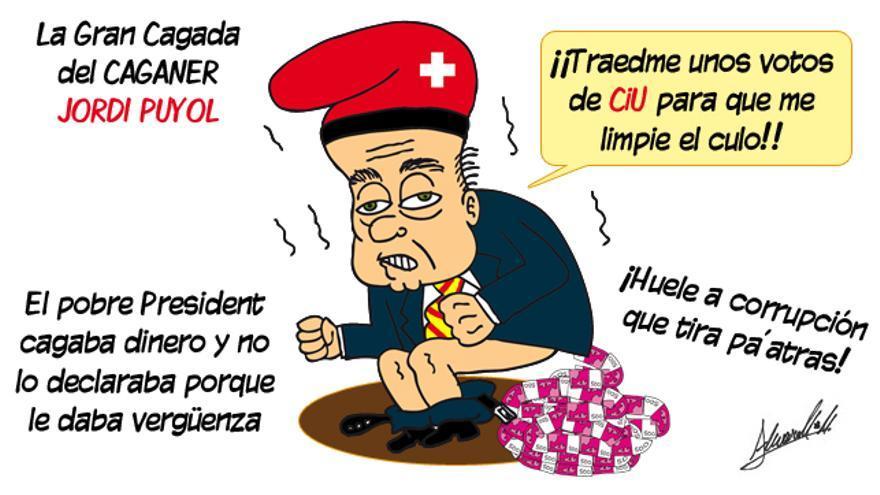 El Caganer Puyol