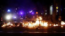 El Ayuntamiento de Barcelona cifra en tres millones los daños por los disturbios