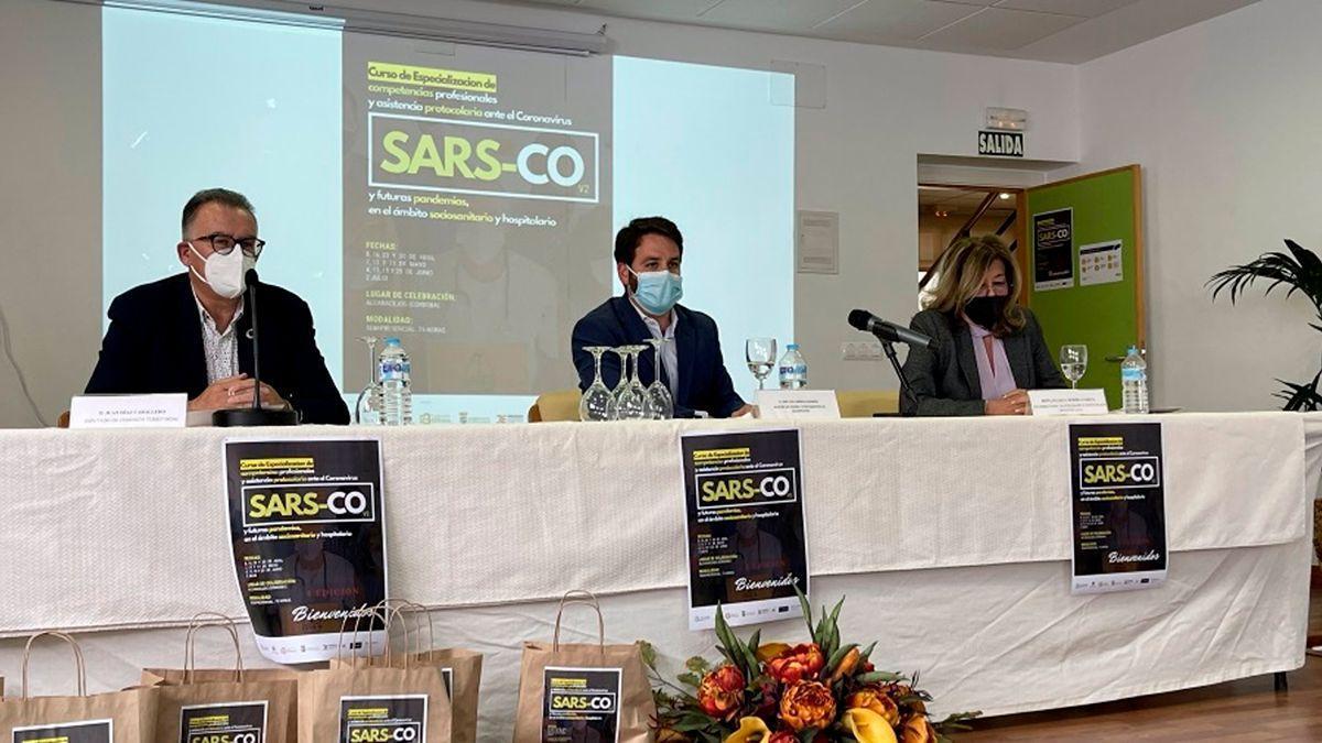 Programa de formación pionero sobre pandemias en el entorno rural en Alcaracejos.