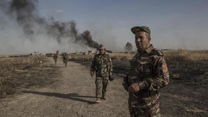 El EI se prepara con hasta 4.500 soldados para defender el bastión de Mosul