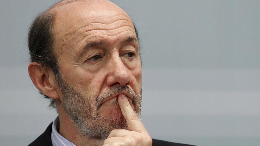 Alfredo Pérez Rubalcaba, en una imagen de archivo (EFE)