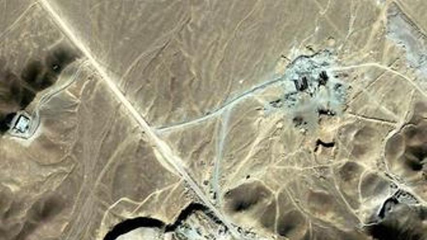 Teherán construirá 10 nuevas plantas de enriquecimiento de uranio