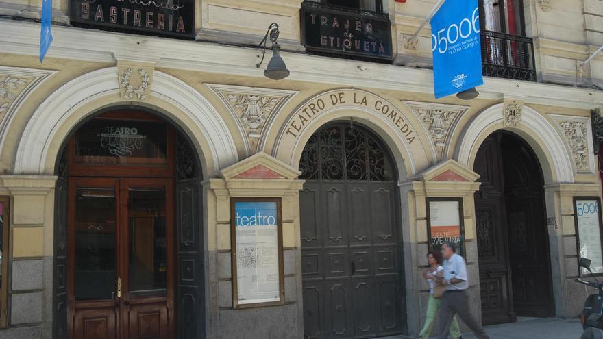 El Teatro de la Comedia subirá de nuevo el telón en octubre Teatro-Comedia-Madrid_EDIIMA20150721_0233_19
