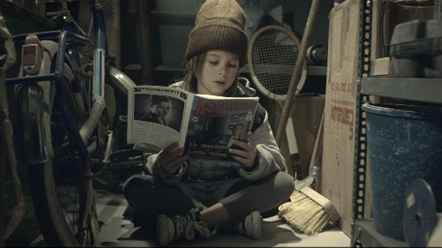 Fotograma del cortometraje 'Cenizo', de Jon Mikel Caballero.