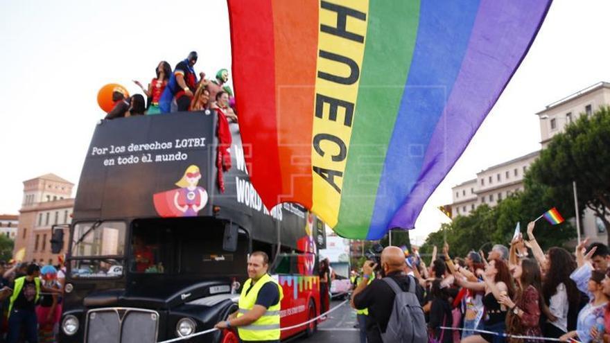 """""""The best day of my life"""", historias de superación en el World Pride Madrid"""