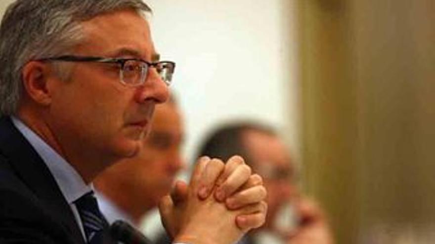 Ministro de Fomento, José Blanco
