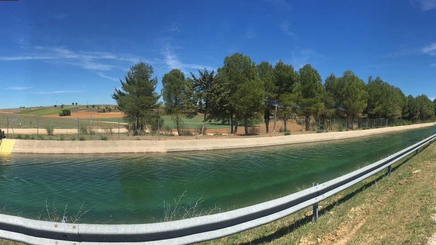 Presidente del Scrats critica los 16 recursos de C-LM contra el envío de agua para el Levante desde 2015