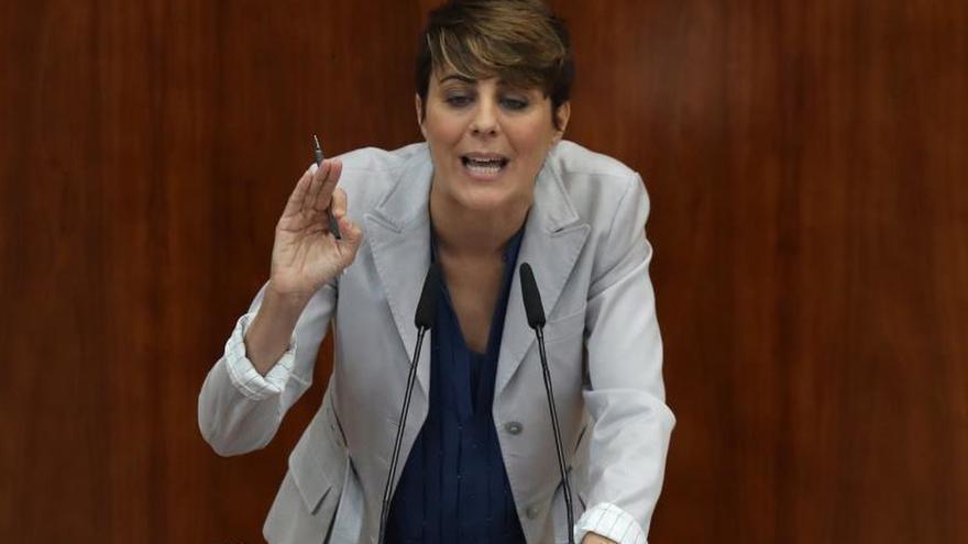 Ruiz-Huerta acusa a Garrido de haber aplaudido a corruptos y sus corruptelas