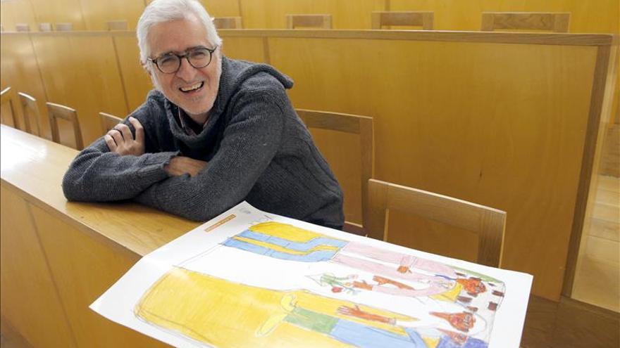 Miguel Gallardo retoma la historia de su hija autista en un nuevo cómic